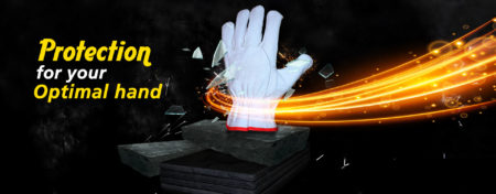 Leather Driver Working Gloves